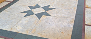 marble mosaic in the old city morocco africa and history travel